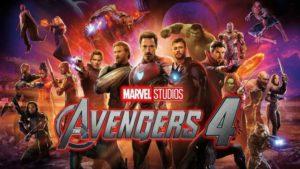 Avenger 4 cast
