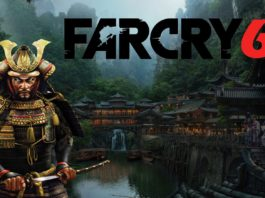 Far Cry 6 poster