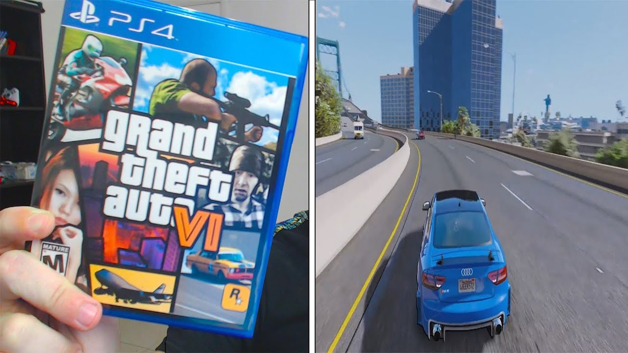 Gta 6 first look