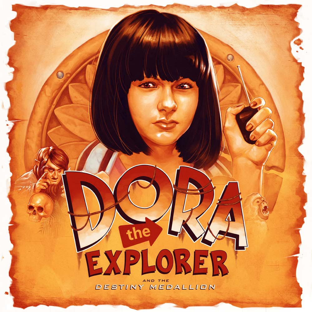 Dora The Explorer Trailer