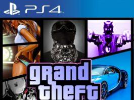 GTA 6 PS4