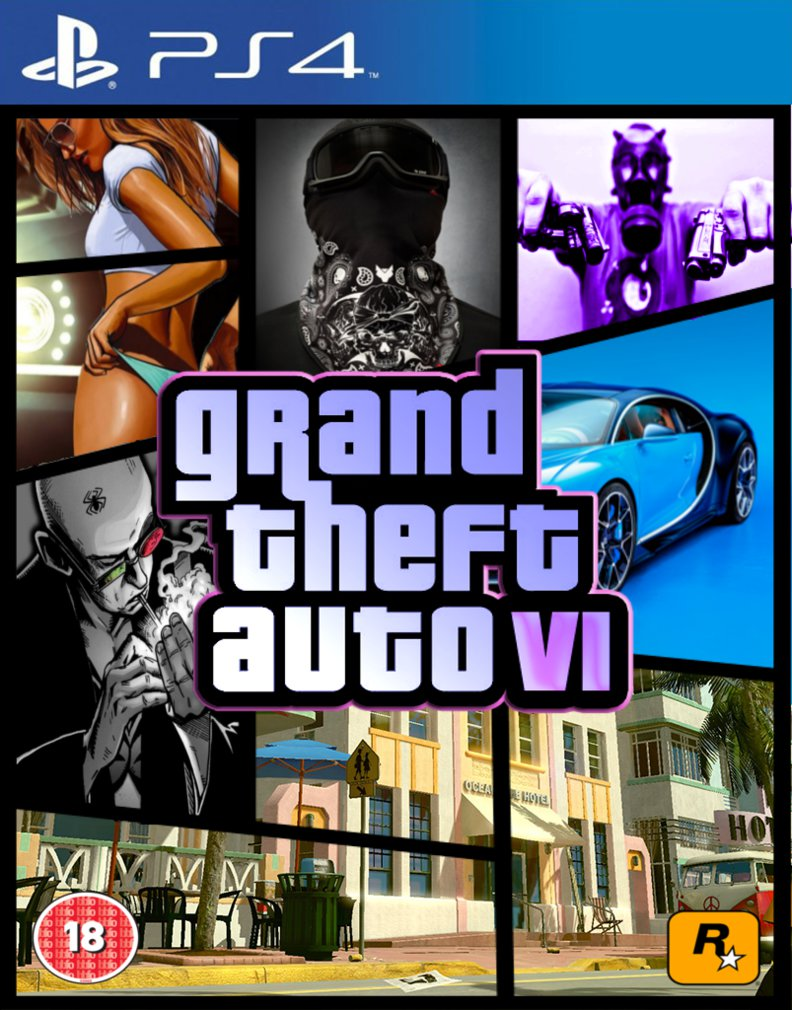 GTA 6 on the PS4 platform? Will Rockstar games make it