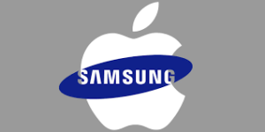 Samsung and Apple