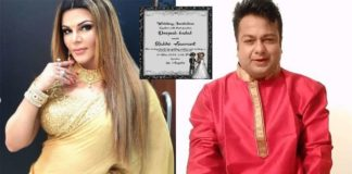 Deepak kalal and Rakhi sawant marriage