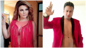 Deepak kalal and Rakhi sawant