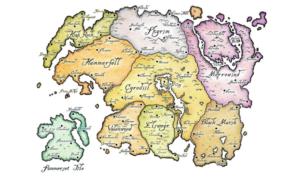 Elder scrolls 6 Possible Location