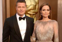 Angelina Jolie ans Brad Pitt
