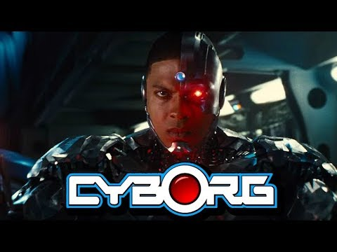 Cyborg release date