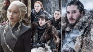The Game of Thrones 8