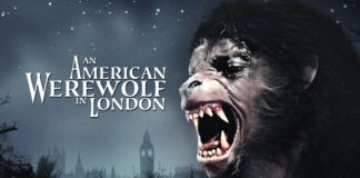 American werewolf on London cast