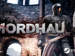 Mordhau Game Play