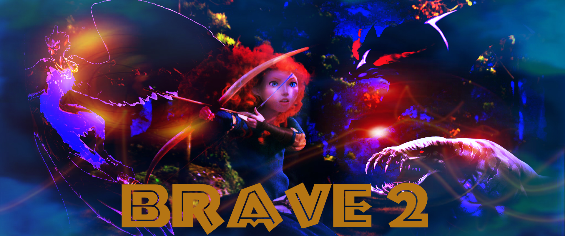 Brave 2 poster