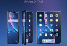 Iphone x foldable