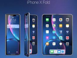 Iphone x foldable