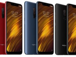 Pocophone F3 specifications