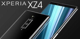 Sony Xperia XZ4 fetures