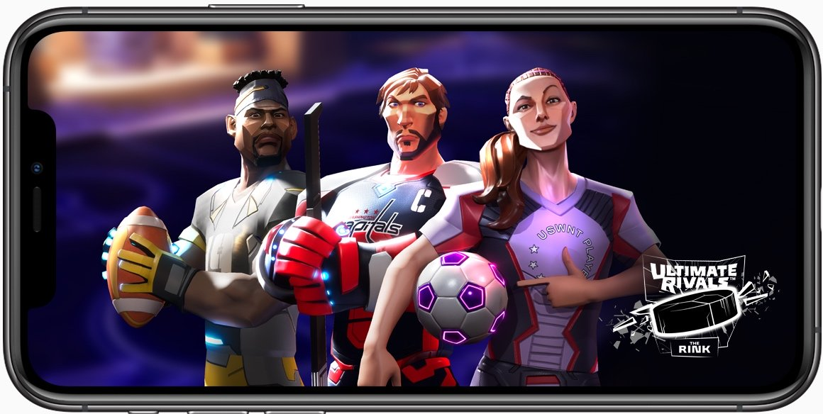 Ultimate Rivals game lands on Apple Arcade