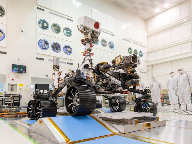 'Name the Rover' challenge underway for NASA's 2020 Mars expedition