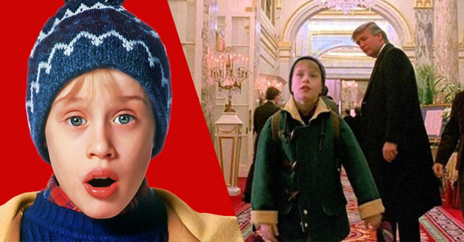 Trump's 'Home Alone 2' Scene Removed in Canada Broadcast