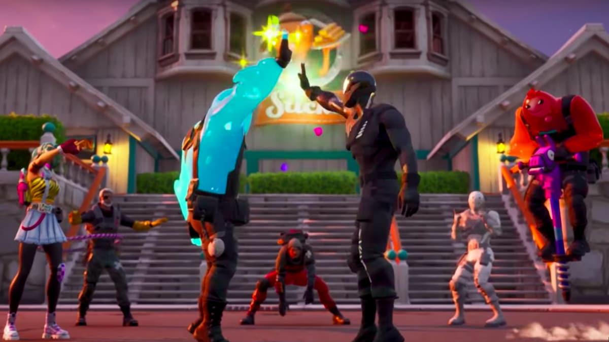 Epic Games files preemptive lawsuit against Dancing Pumpkin Man