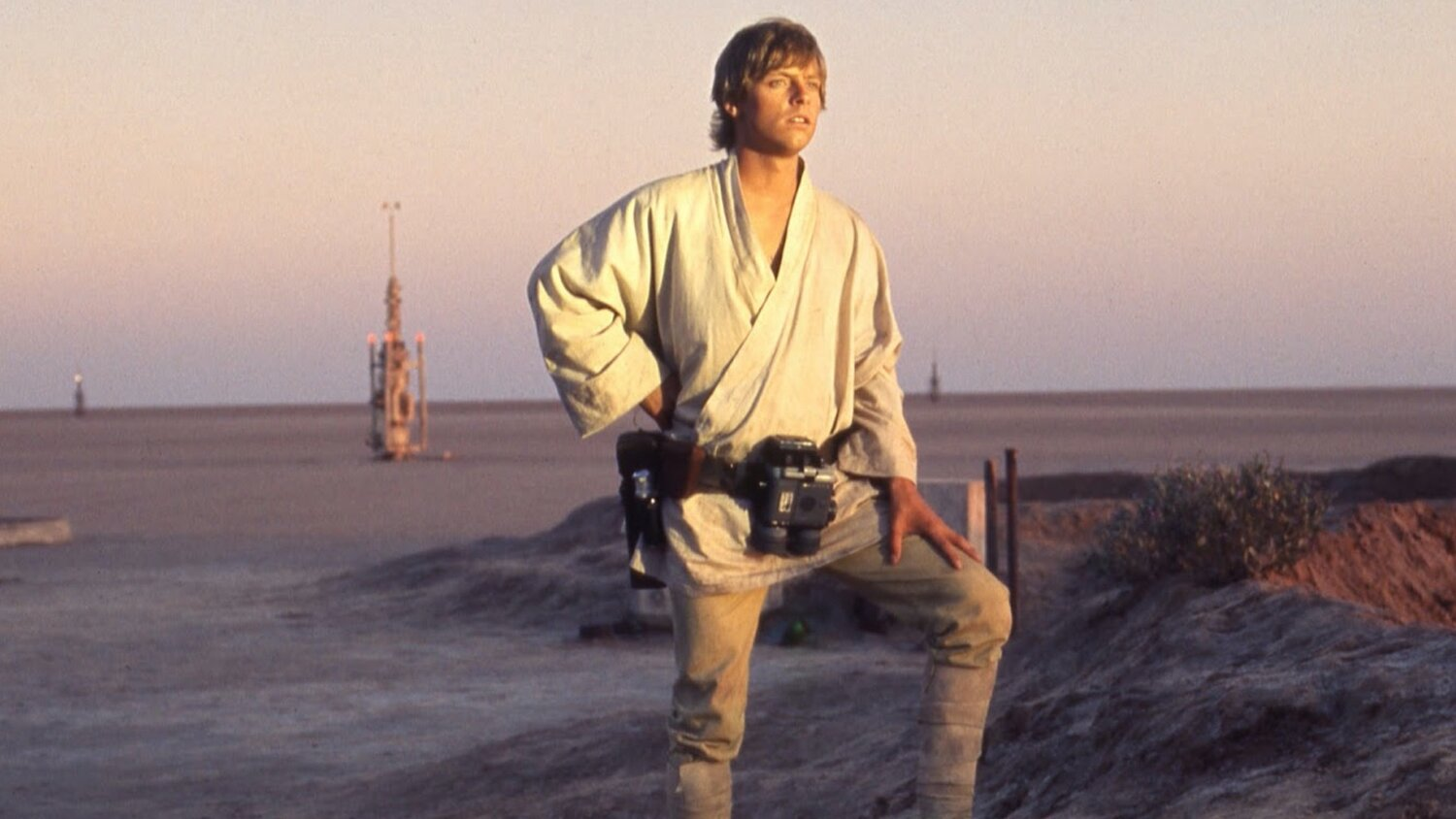 Obi-Wan Kenobi Disney+ Show Will Reportedly Include a Young Luke Skywalker
