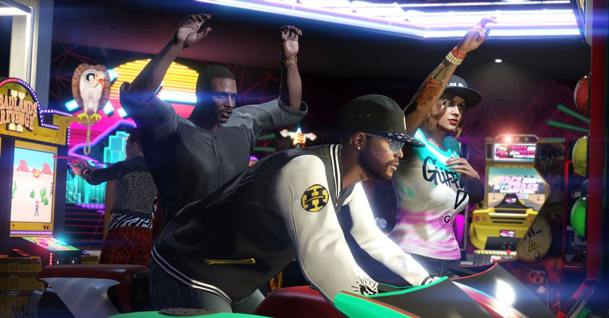 GTA Online 'The Diamond Casino Heist' Kicks Off Today