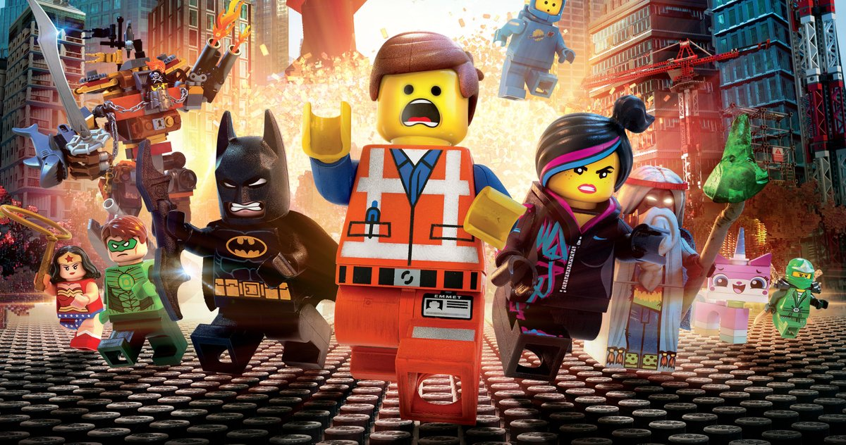 Lego in Talks With Universal to Develop New Films