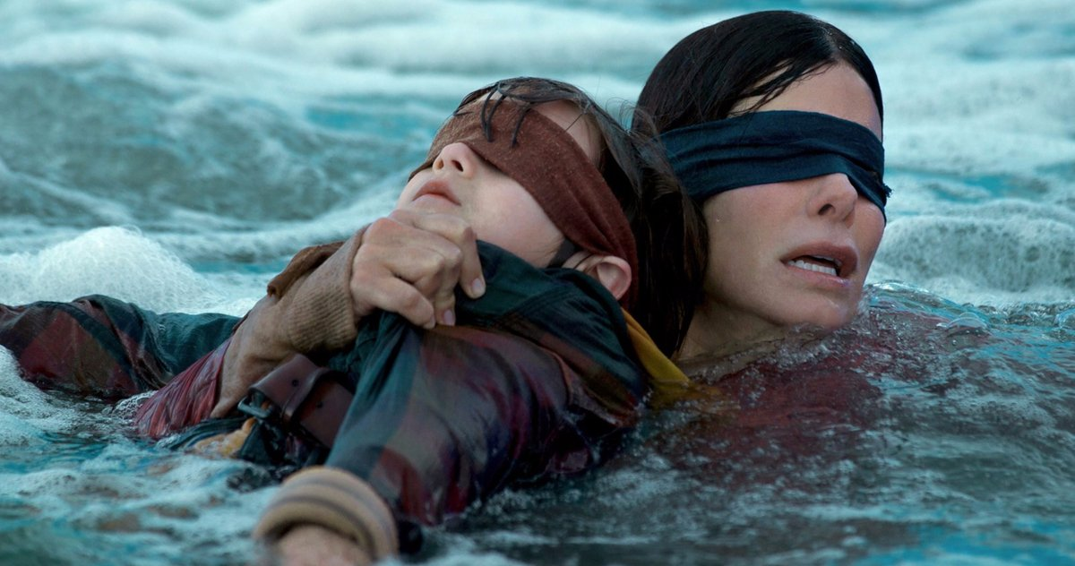 Trent Reznor Hated What Bird Box Did With His Score