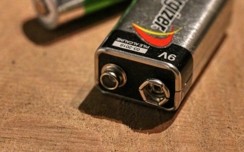 disposable batteries