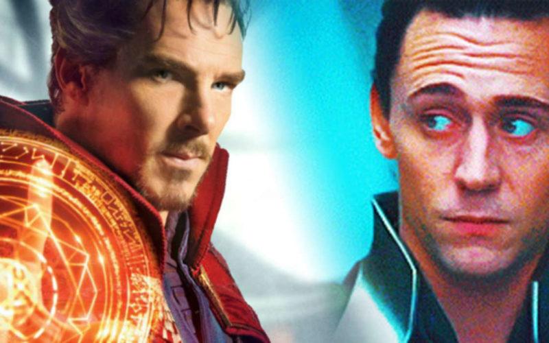 Tom Hiddleston in doctor strange 2