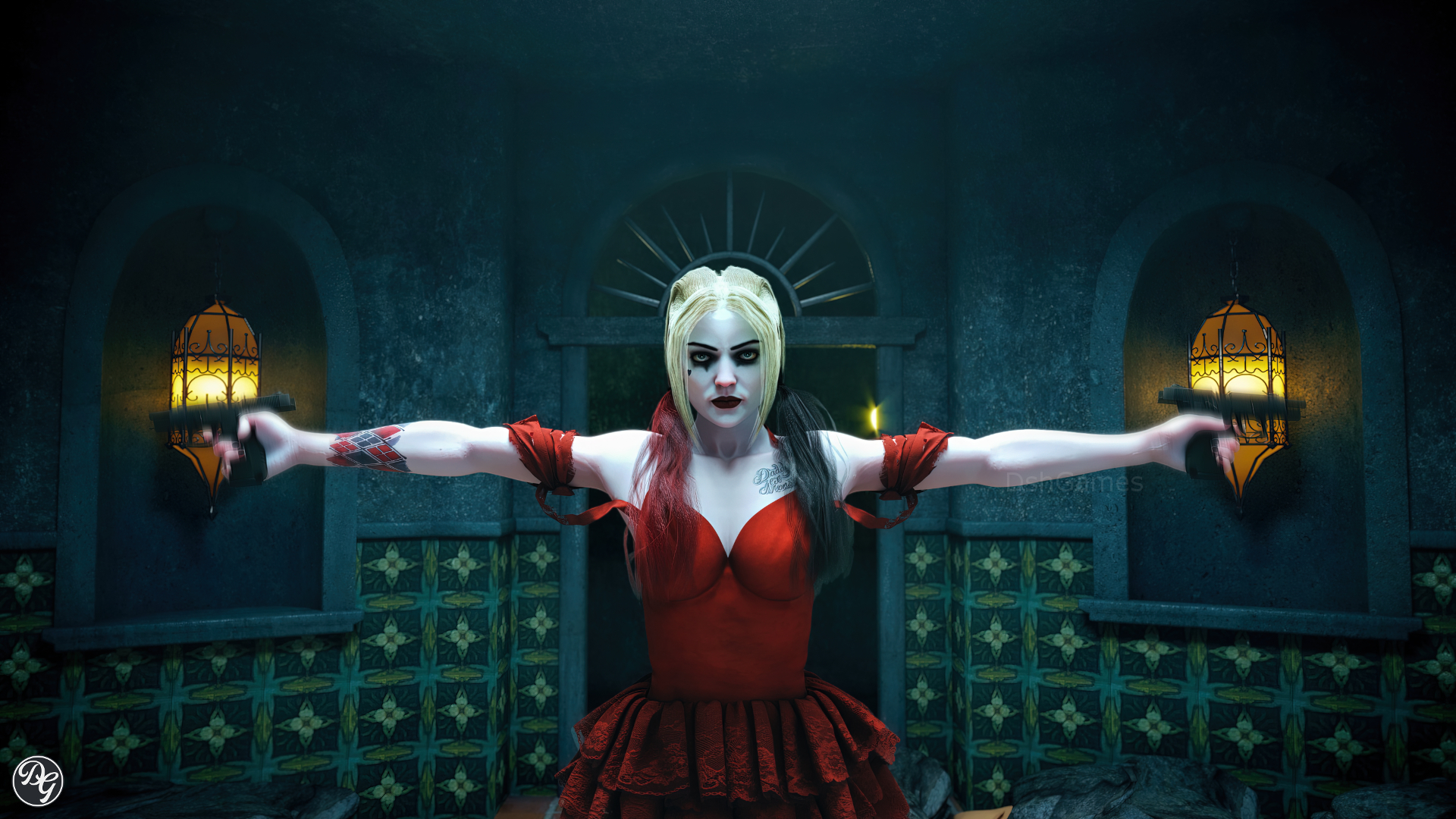 harley quinn in suicide squad 2