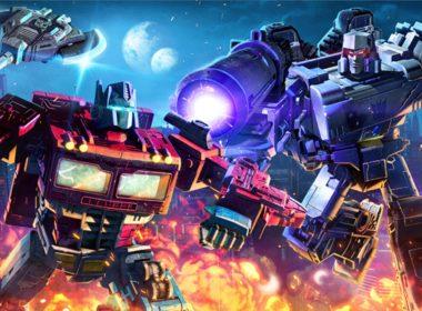 Transformers cybertogly