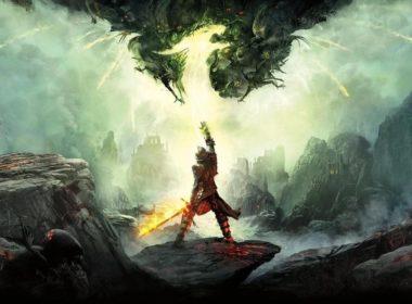 dragon age series on netflix