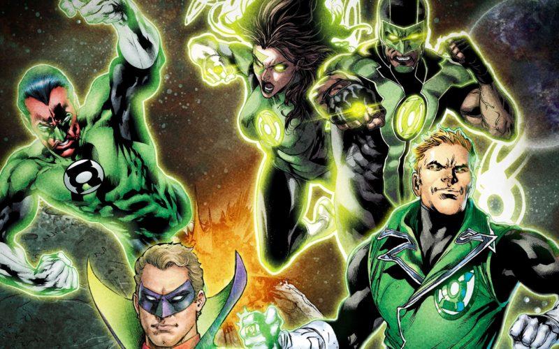 Green Lantern Series