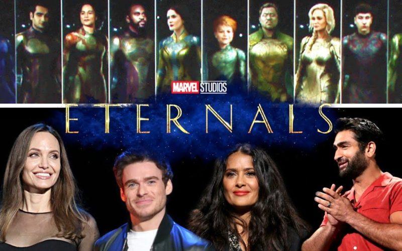 eternals movie