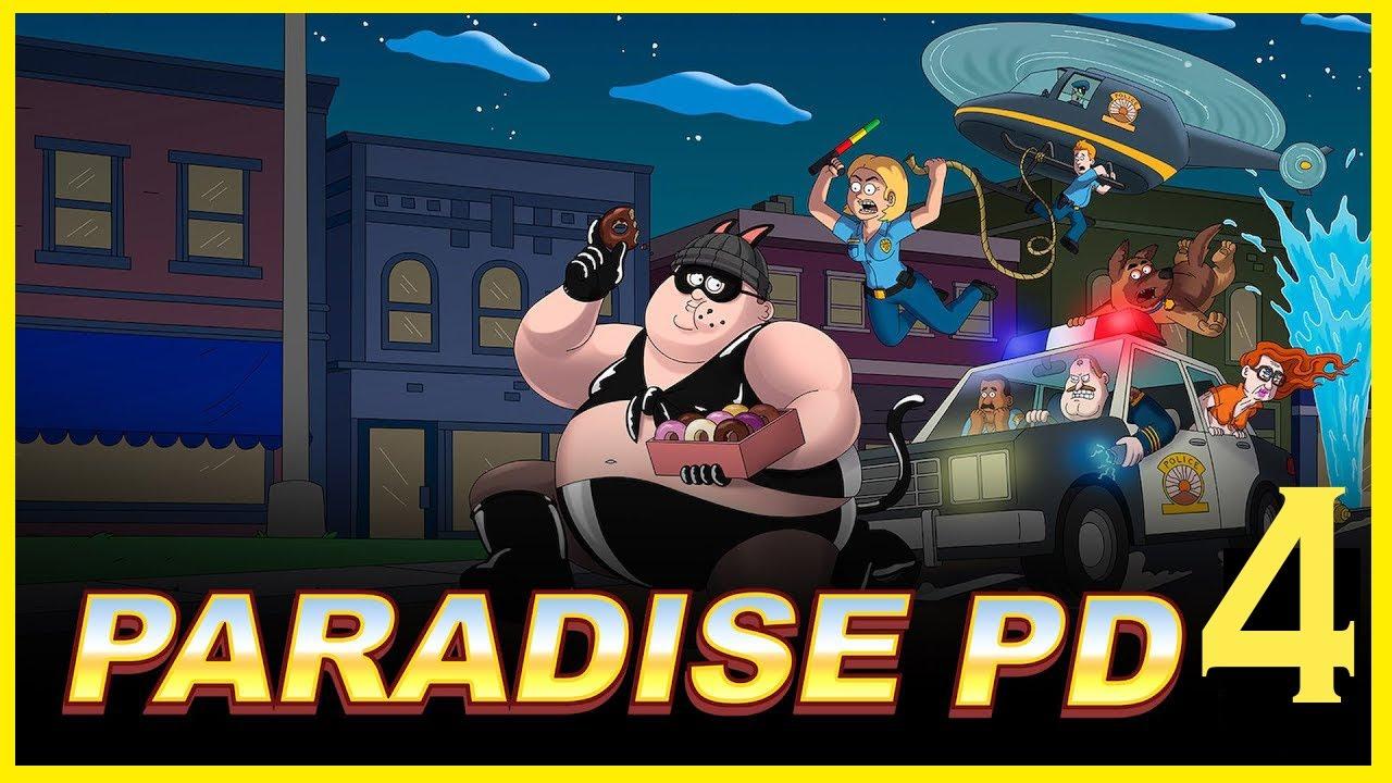 paradise pd season 4