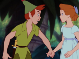 PETER WAN AND WENDY