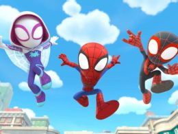 spiderman and the friends season 2