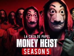 money heist seaosn 5