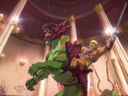 he man and the revelation