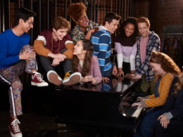 the high musical series