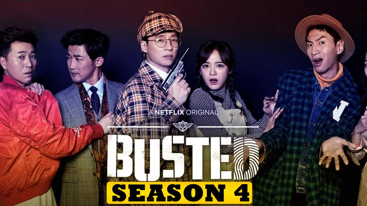 Busted Season 4
