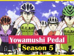 yowamushi season 3