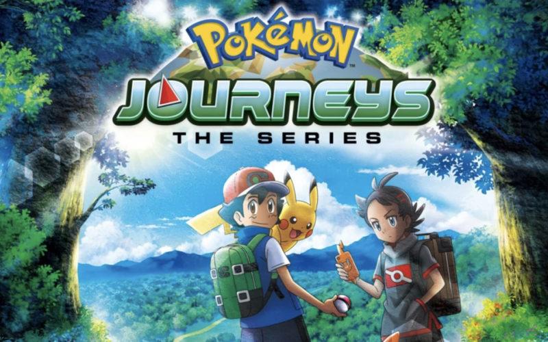 Pokemon Journey Part 2 Release Date