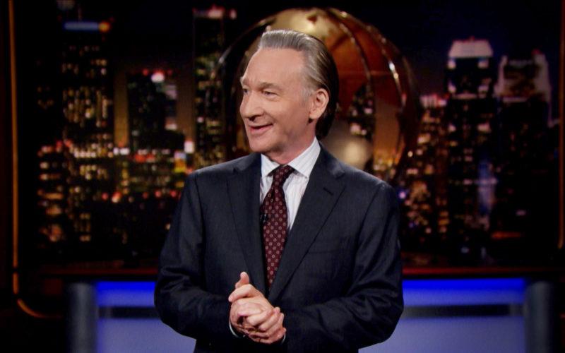 Comedian Bill Maher: Season 20