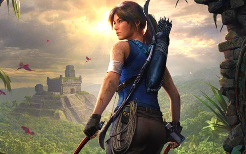 Tomb Raider Animated Series On Netflix