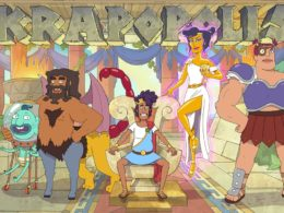 Krapopolis Announcement - New Animated Comedy