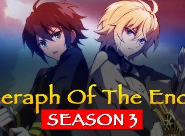 Seraph of the End Season 3